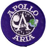 Apollo ARIA patch later blue version