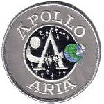 Apollo ARIA patch later grey version