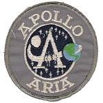 Apollo ARIA patch original 1970 version