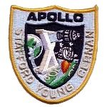 AB Emblem Apollo 10 patch