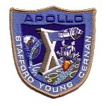Lion Brothers Apollo 10 patch