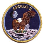 Lion Brothers Apollo 11 patch