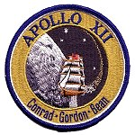 Lion Brothers early Apollo 12 patch