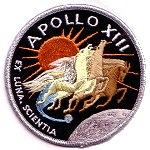 AB Emblem Apollo 13 patch