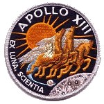 Lion Brothers Apollo 13 patch