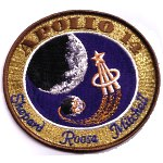 Lion Brothers Apollo 14 patch