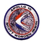 Lion Brothers Apollo 15 patch