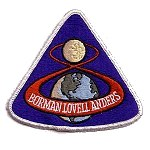 Ab Emblem Apollo 8 patch
