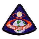 Cape Kennedy Medals 3 inch Apollo 8 patch