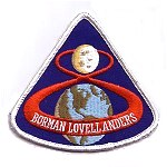 Lion Brothers Apollo 8 patch