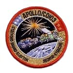 AB Emblem ASTP mission patch