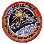 Lion Brothers ASTP mission patch