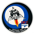 Grumman LM-12 decal