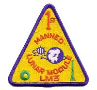 LM-3 replica patch