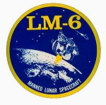Grumman LM-6 decal