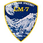 Grumman LM-7 decal