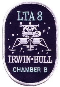 LTA-8 replica patch