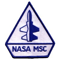 NASA MSC T-38 replica patch