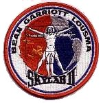 Lion Brothers Skylab II patch