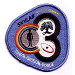 Lion Brothers Skylab III patch