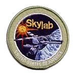 AB Emblem Skylab project patch
