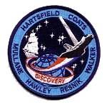 Lion Brothers STS-41D patch