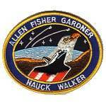Lion Brothers STS-51A patch