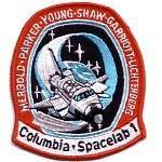 Cape Kennedy Medals STS-9 patch
