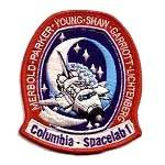 Lion Brothers STS-9 patch