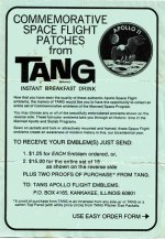 TANG promotional offer for Lion Brothers patches